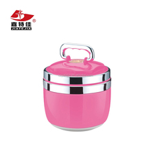 Wholesale high quality stainless steel insulated tiffin carrier