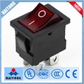China 10A 125V red light RS-14 rocker switch