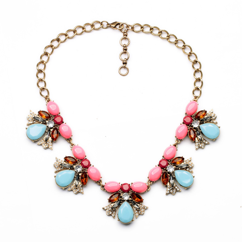Fashion Wholesale Sweet Necklace Fashion Accessories