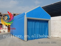 inflatable intelligen automatic mobile tent / inflatable automatic parking tent , inflatable intelligent automatic tent