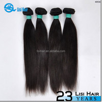 2015 Hot Selling Good Feedback Top Quality No Shedding No Tangle Full Cuticle indonesia human hair