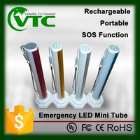 Rechargeable LED Emergency Light 2W Battery Powered Rechargeable Emergency LED Light