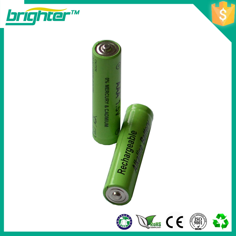 Rechargeable R03p Aaa 1.5v Alkaline Drill Battery For Mp3 Player ...