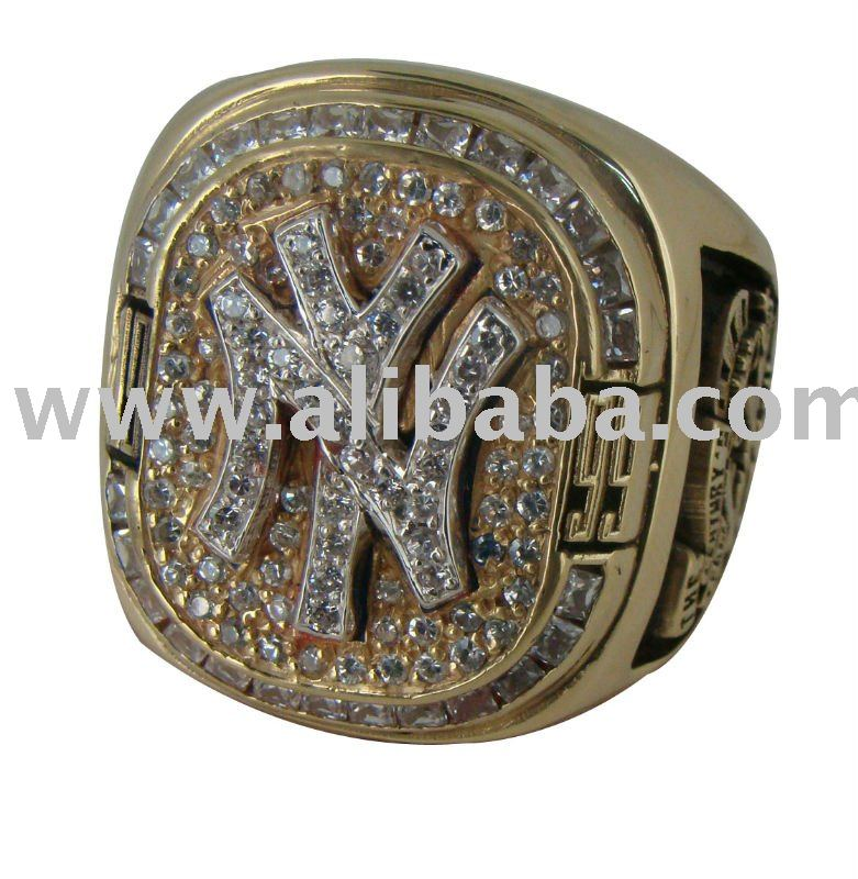 1999 New York Yankees Championship ring