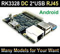 Highton android linux motherboard Rockchip 3328 GPIO PIN UART RJ45 USB motherboard