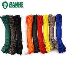 Supplies wholesale High Quality Paracord 550 100ft parachute rope