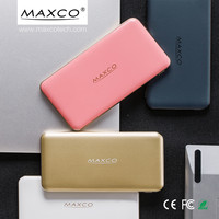 Fast Charge 8000mAh Portable Mobile Power Bank, Backup Battery Charger