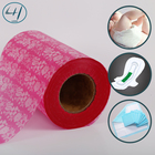 Soft feeling breathable pe cast film