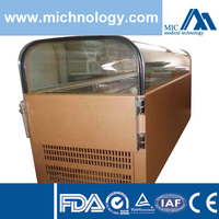 China Supplier Body Refrigerator Coffin