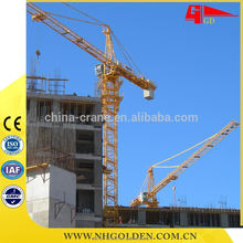 New arrival seating platform travelling tower crane