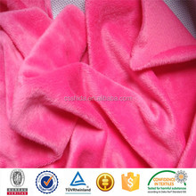 plush fabric for blanket