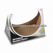 basketball packaging paper box