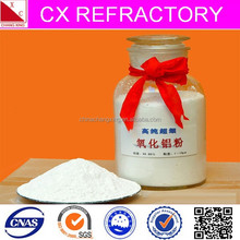 fine calcined alumina powder used as additives