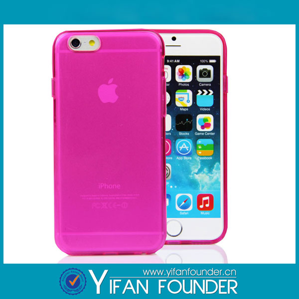 3d silicon bumper for iphone 6 6s tpu case