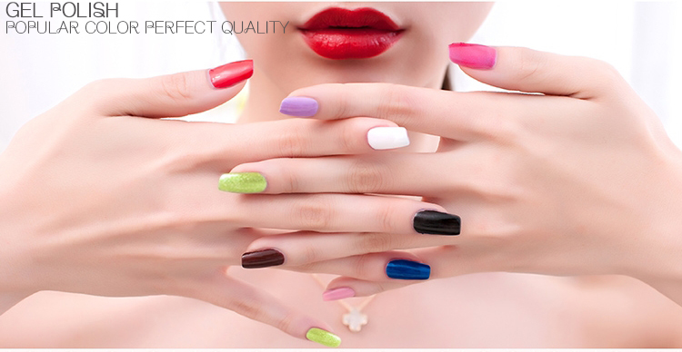 Bluesky Soak Off gel UV LED Gel Nail Polish,Color uv gel 80550
