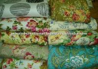 printed quilts blocke printed 100% cotton