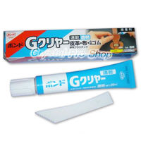 KONISHI Silica gel Applicator Rhinestones leather Glue DIY Design New non-hotfix flatback ( 20 ml ) ( Glue - Japan )
