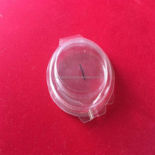 round clear plastic lollipop clamshell blister packaging