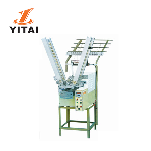 braiding machine for paper bag
