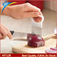 Onion Holder Slicer Vegetable Cutter Onion Slicer /meat cutter