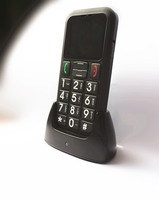 senior phone for old man's gift, big boutton easy to use with low price simple mobile phone