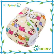 Hot sale washable waterproof cloth baby diaper cover