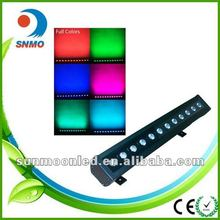 36W DMX512 3 in 1 rgb ip 65 waterproof led wall washer
