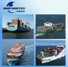 competitive price sea freight from guangzhou to london