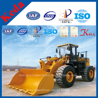 Engineering and construction machinery Wheel loader