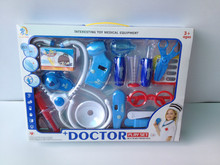 15PCS Doctor Tools Toy Hot Saling Doctor Toys