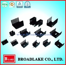 Standard stamping heatsink for TO220 series