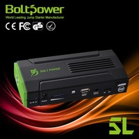 Almighty Starter Power! start 12V&24V car, bus, truck, construction machinery vehicles 136000mAh power bank car jump start