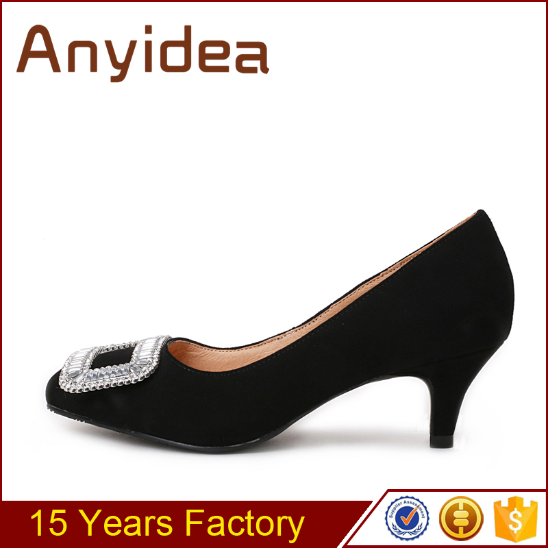 famous brand name 2015 new design women high heels shoes