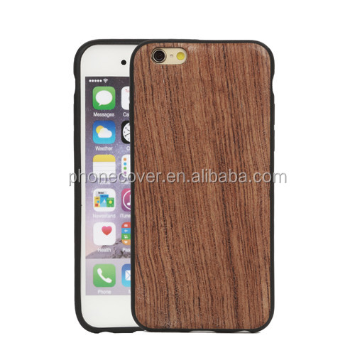 soft tpu phone case,blank wood phone coveres,plain wooden covers for iphone 7
