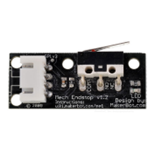 Black color Mechanical Endstop limit switch for CNC 3D Printer RepRap RAMPS 1.4 Board DKG000106
