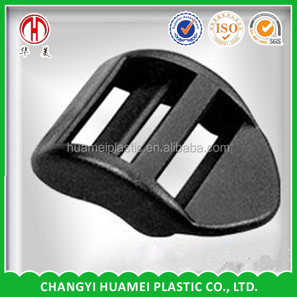 Customized injection plastic slide buckles