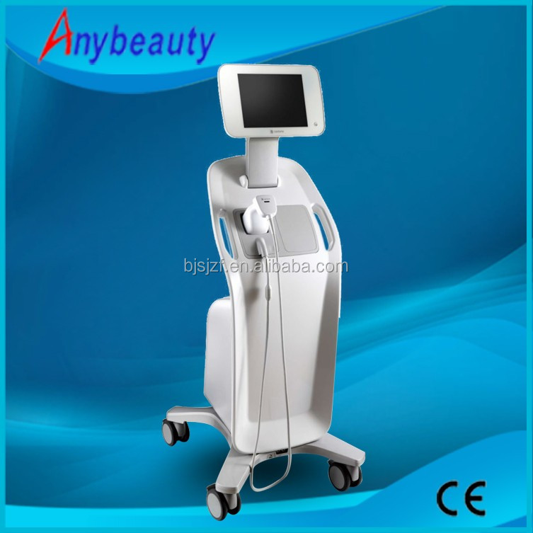 2016 Most popular liposonix hifu body shaping body slimming machine