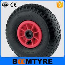 Professional with CE certificate high quality 4p flat-free wheel