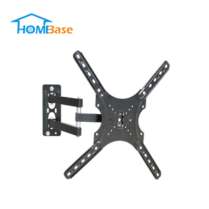 "14"" - 42"" Ultra Slim Tilting Lcd Plasma Tv Wall Bracket Mount HCP307"