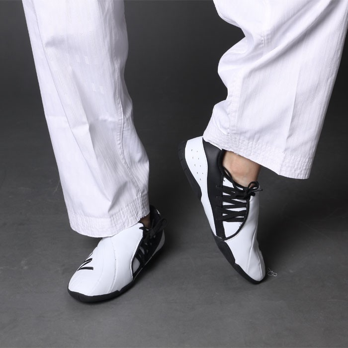 hot sale low price taekwondo shoes, oem shoes