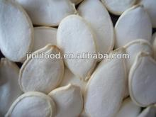 AA pumpkin seeds pure white hand-selected pumpkin seeds top quality