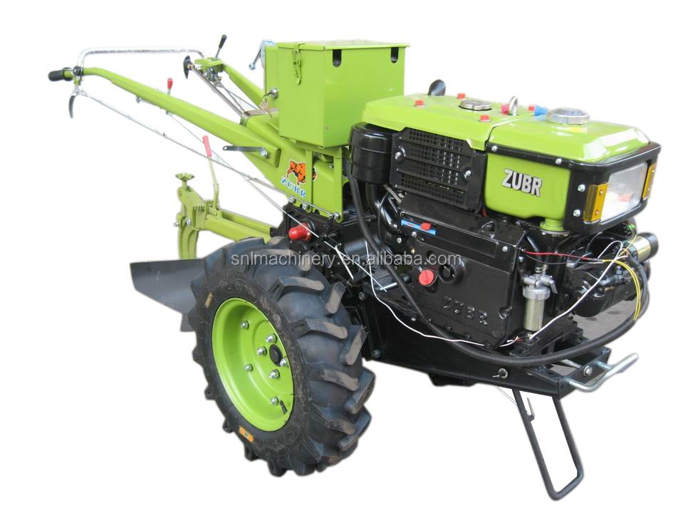 2WD hand tractor / use in hill, small land