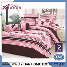Top fashion trendy style white bed sheets with good prices