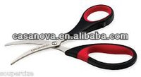 SEAFOOD KITCHEN SCISSORS WITH SOFT GRIP