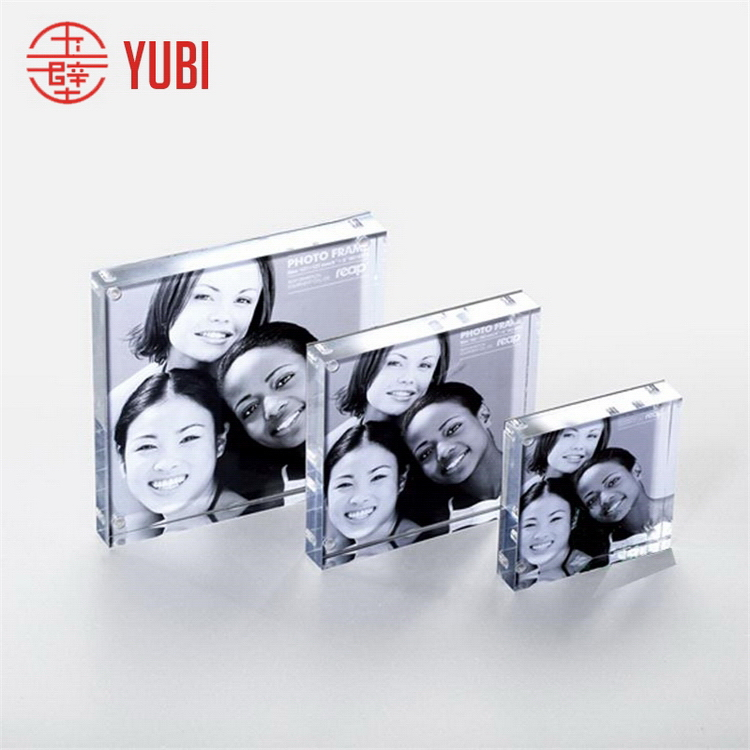 Super quality unique latest design of acrylic photo frame