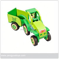 make wooden toy car coming new style