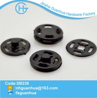 13mm lastest plastic push button sewing button