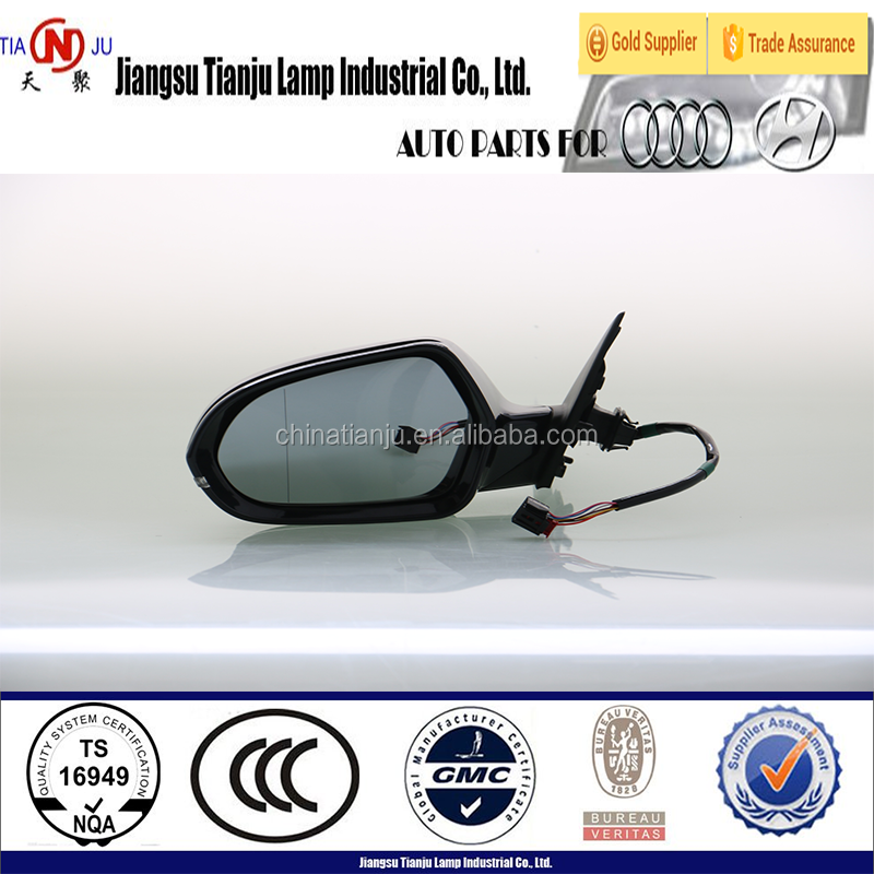 Car side mirror for Audi A6 C7