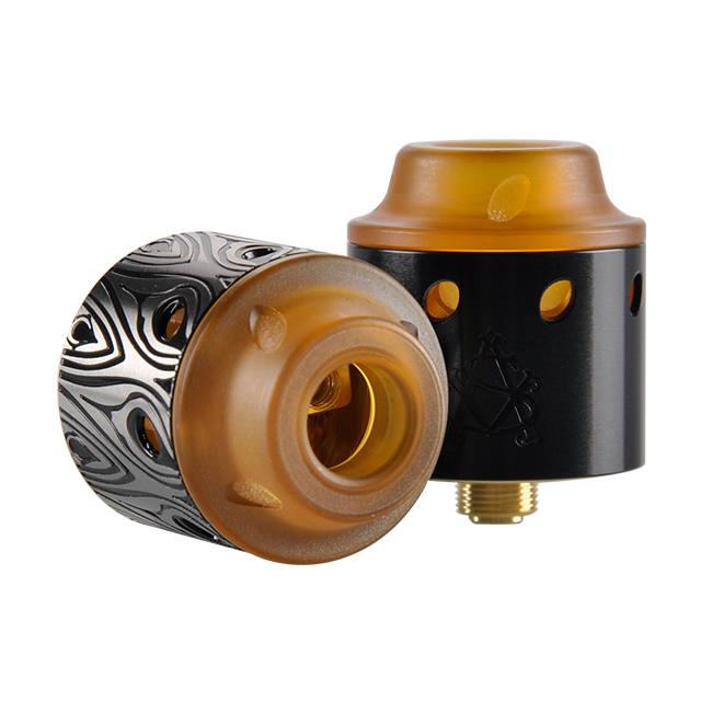 0.75 RDA Atomizer From Asvape AIM-9 EVO