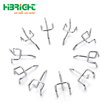Hot Sale Metal Euro Chrome Display Pegboard Hook